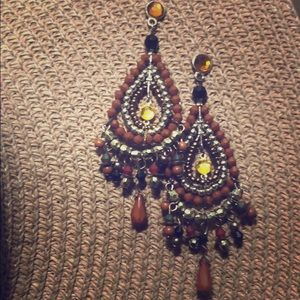 Boho-inspired Earrings